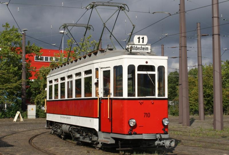 """Straßenbahn Hannover - die """"Rote 11"""""""